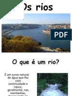 Os maiores rios de Portugal