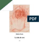 Rubén Darío La isla de oro