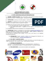 Circ 8-12 III Copa Convivencia Escolar Por Equipos 2012