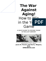 eBook War Against Aging 2005 Edition by JP and Kurt J. Wagner