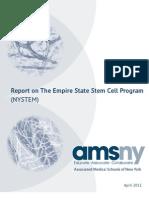 4.18.2012 Amsny Stem Cell Report
