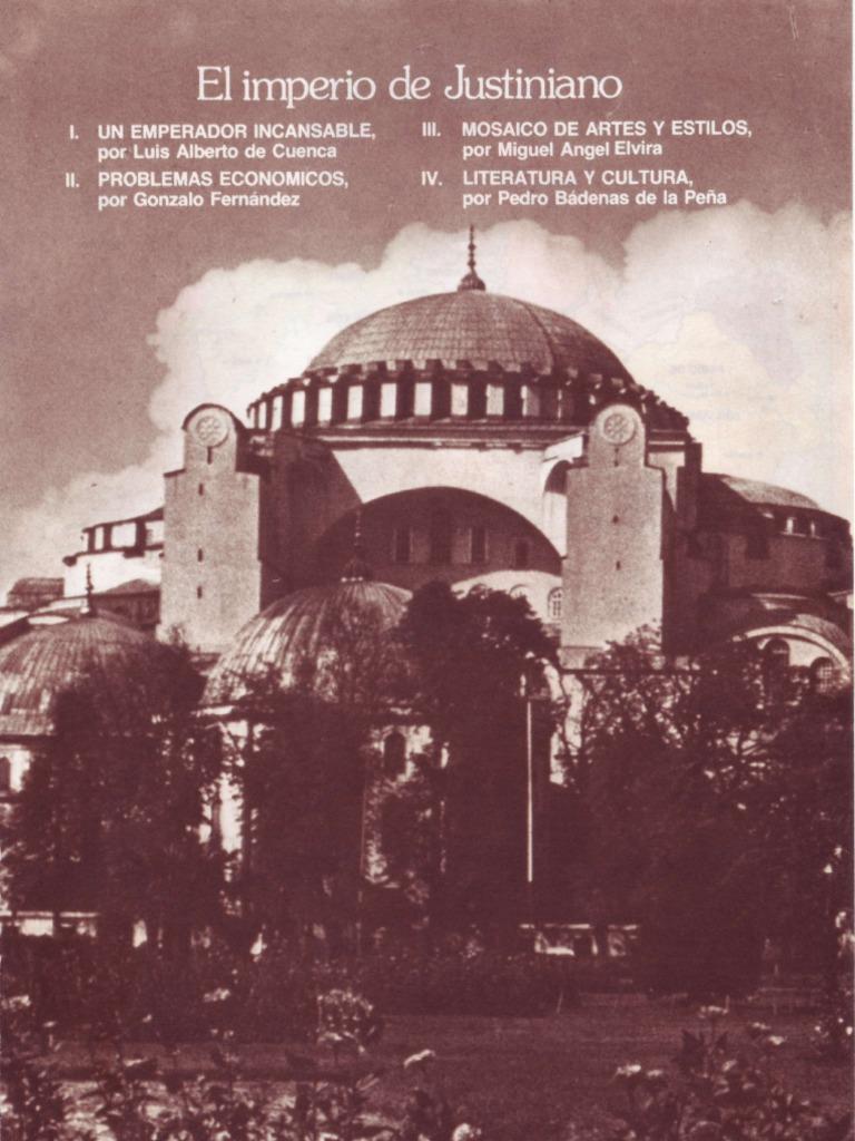 Serinda: Parte 1, Bizancio (Justiniano y Teodora - Serinda)