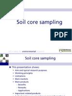 Soil Core Sampling-Def
