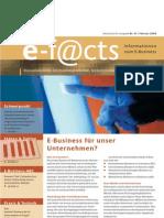E-Facts 1 - E-Business für Unternehmer