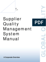 QualityMgmtSystem Manual
