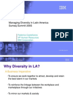 IBM Workforce Diversity