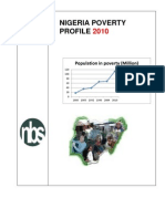 Nigeria Poverty Profile 2010