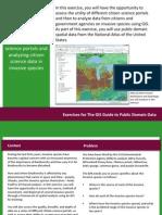 Exercise 08 - Assessing citizen science portals
