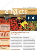 E-Facts 5 - Elektronischer Vertrieb