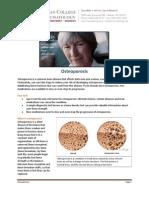 Osteoporosis 2