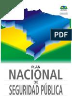 Plan Nacional de Seguridad Pública - Brasil