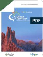 CYCLING GIRO DEL TRENTINO Roadbook (Including Regulations-60p)[1]