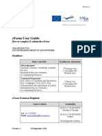 Llp Eform 2012 User Guide en Version 1