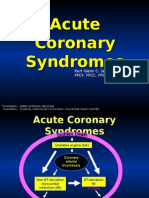 Acute Coronary Syndromes Dr. Jacoba