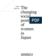The Changing Social Position of Women