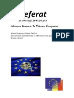 Referat economie europeana