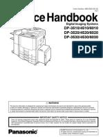 DP-3520 Service Manual