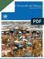 Informe ODM Naciones Unidas 2011