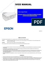 epson stylus dx3800 dx3850 service manual reset adjustment software