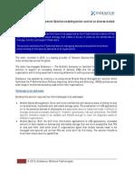 Telecom Expense Management Solution