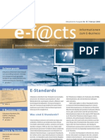 E-Facts 15 - E-Standards