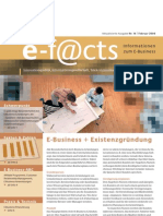 E-Facts 16 - E-Business + Existenzgründung