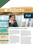 E-Facts 17 - Kommunikation und Spam