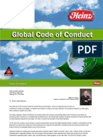 Code of Conduct English