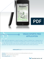 Vegas Sports Free Application