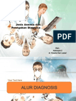 Jenis Anemia Dan Penegakan Diagnosa