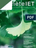 Ecologie industrielle, entreprises & developpement durable _articles Planète IET2006