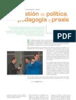 El Seminario Investigativo Aleman Pedagogia y Praxis Premio compartir 2004 BARRAGAN Diego