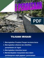 Presentation Irigasi Baru