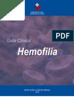Guía Clínica de HEMOFILIA Minsal
