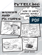 Storytelling in Words and Pictures