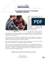 ASESINATO EN GRADO DE TENTATIVA EN LA PERSONA DE EMILIN EUNICE ALONZO MEJIA