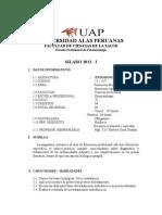 silabo endodoncia 2012-I