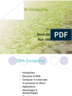 DNA Computing New