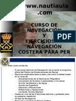 Curso de Navegación y Ejercicios de Navegación para PER