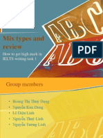 Mix Types and Review