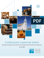 PEW RESEARCH Report2 Religious Landscape Study Full