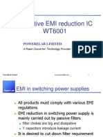EMI IC Application Aug 2