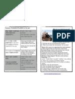 Mary Celeste Grammar Worksheet