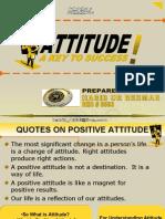 Positive Attitude NEW