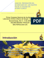 CONGRESO - LABORATORIO