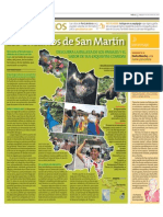 Los encantos de San Martín