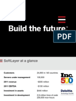 SoftLayer Overview - April 2012 - Tokyo