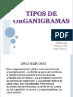 tipos de organigramas2003