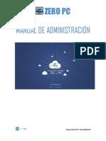 MANUAL DE ADMINISTRACIÓN zeropc