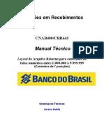 RetornoBancariocbr643